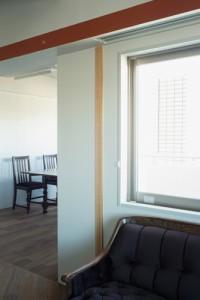 角部屋の眺め  Scenes of Corner Room